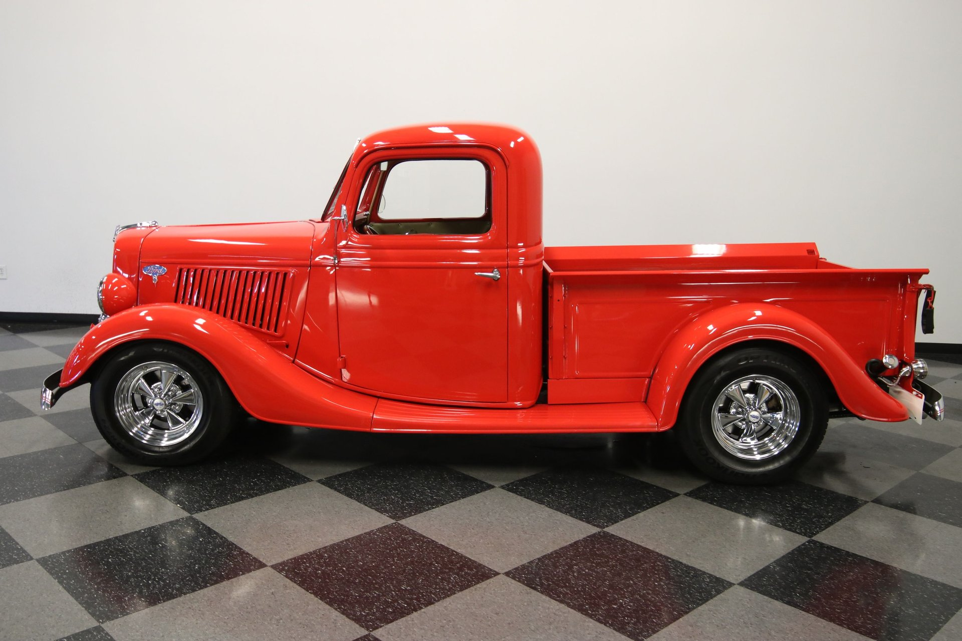 1936 ford pickup streetrod