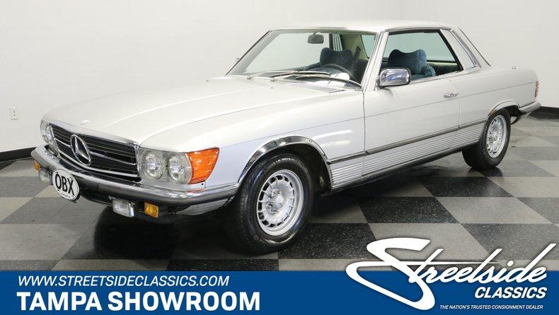 For Sale: 1979 Mercedes-Benz 450SLC