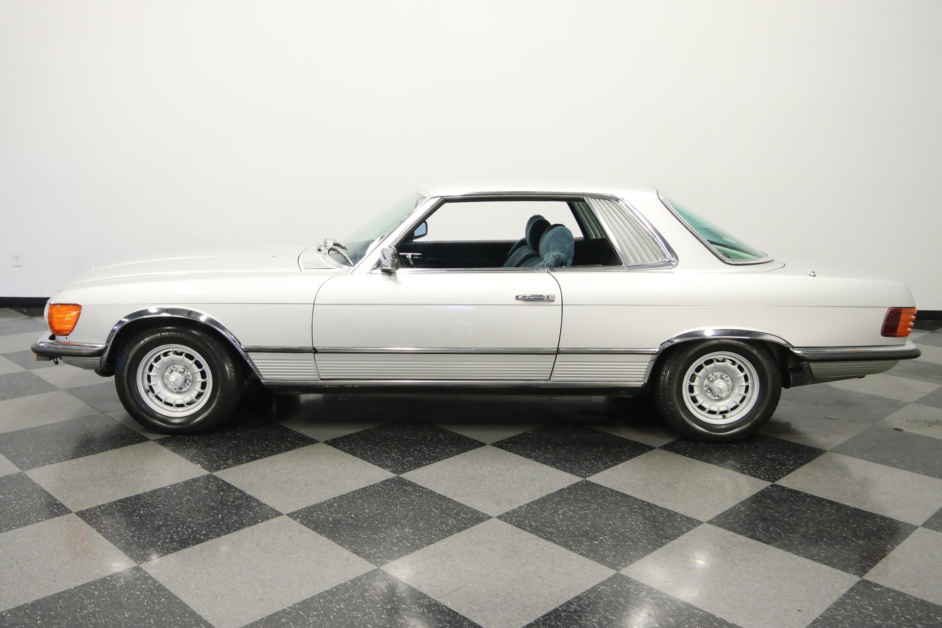 1979 mercedes benz 450slc