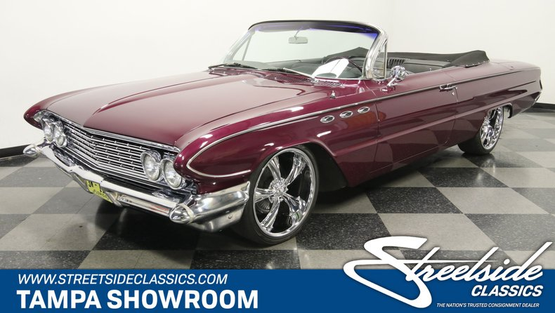For Sale: 1961 Buick LeSabre