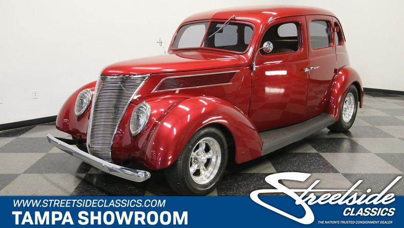 For Sale: 1937 Ford Sedan