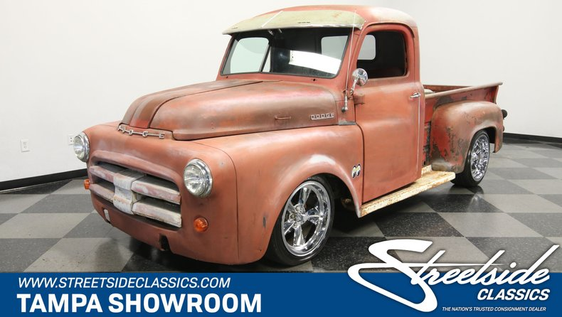 For Sale: 1953 Dodge B-Series Truck