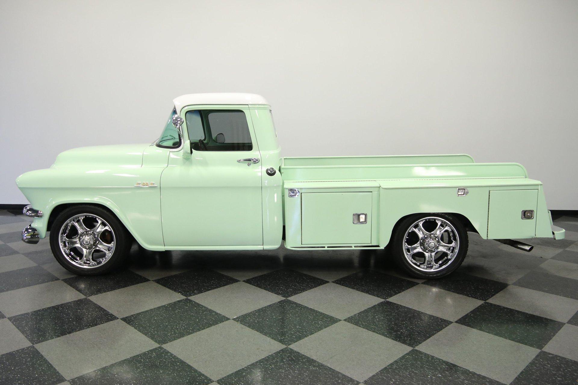 1956 gmc 100 utility pickup