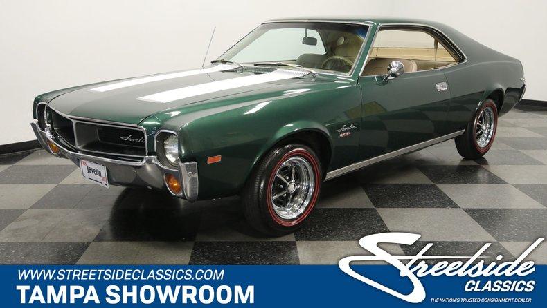 For Sale: 1968 AMC Javelin