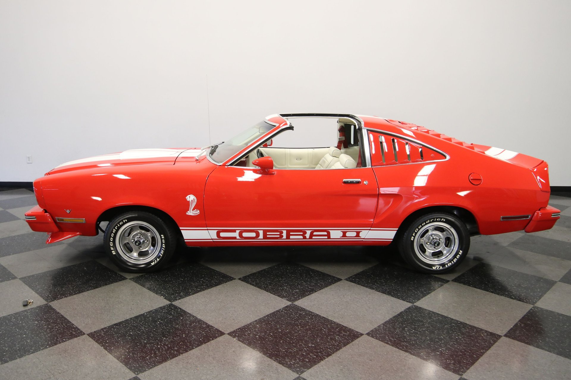 1978 ford mustang hatchback cobra ii tribute