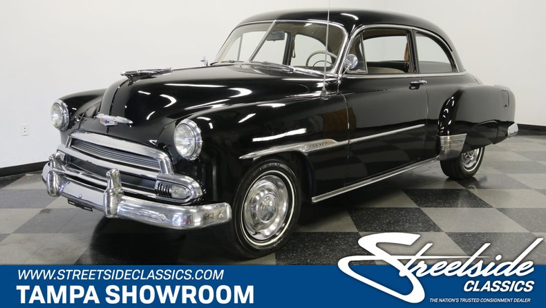 For Sale: 1951 Chevrolet Styleline