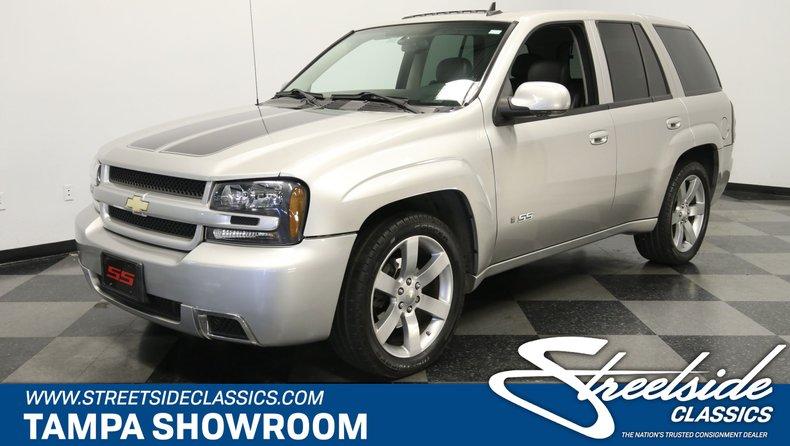For Sale: 2007 Chevrolet Trailblazer SS