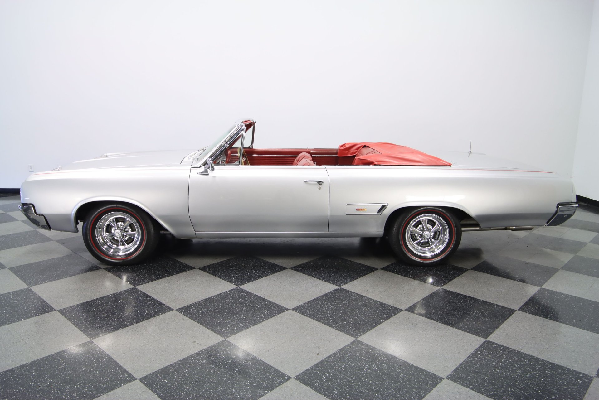 1965 oldsmobile cutlass 442 tribute convertible