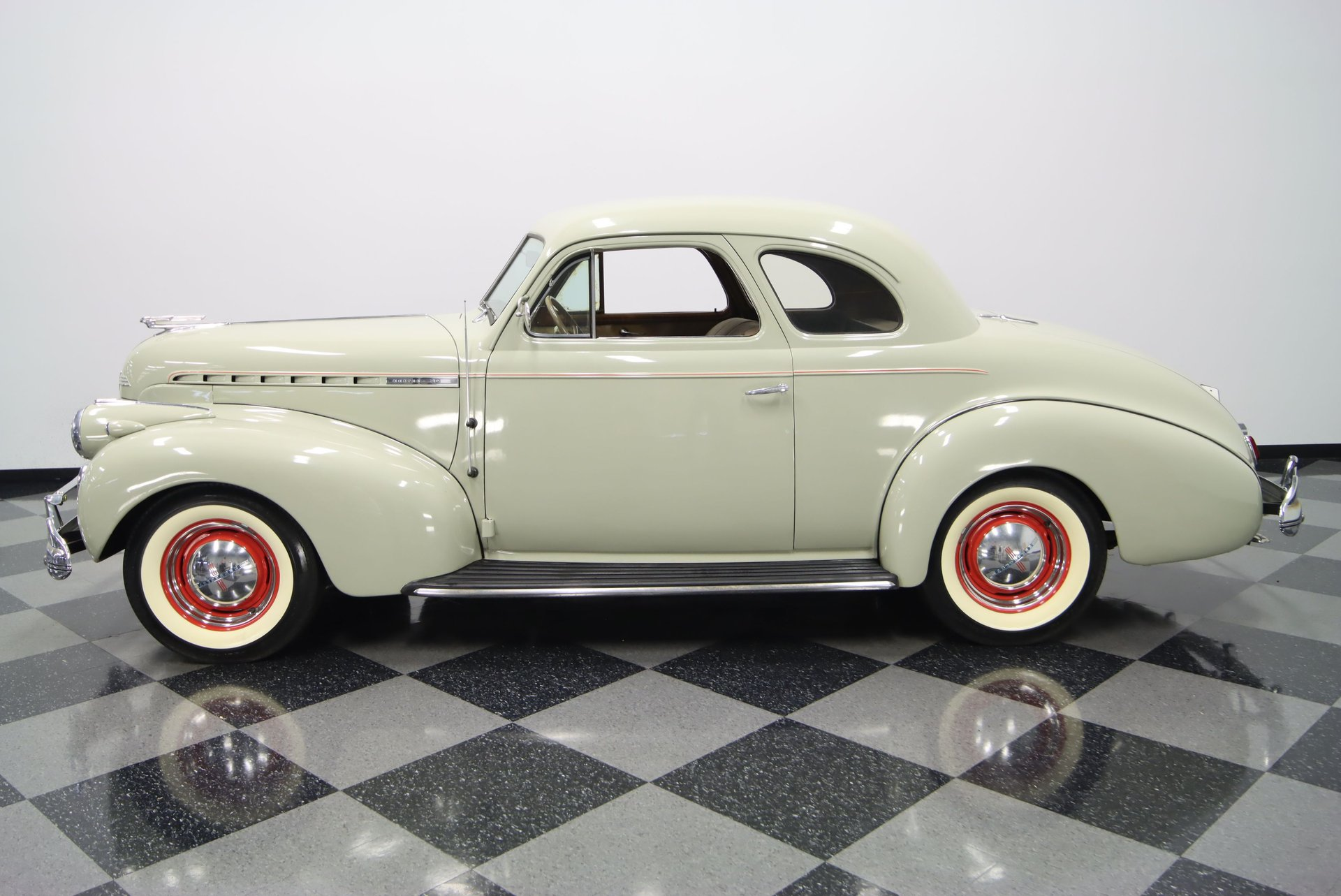1940 chevrolet deluxe business coupe