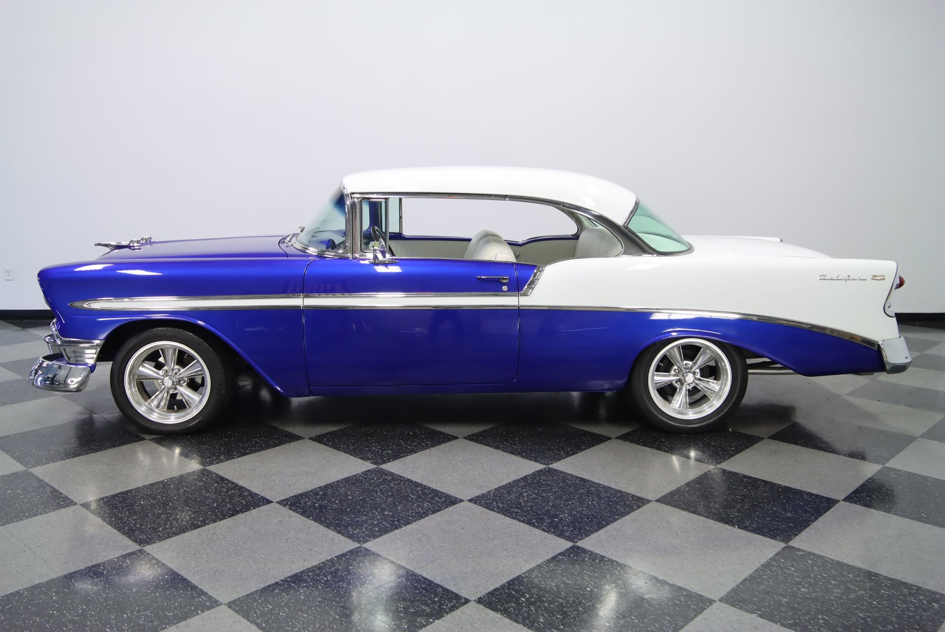 1956 chevrolet bel air hard top