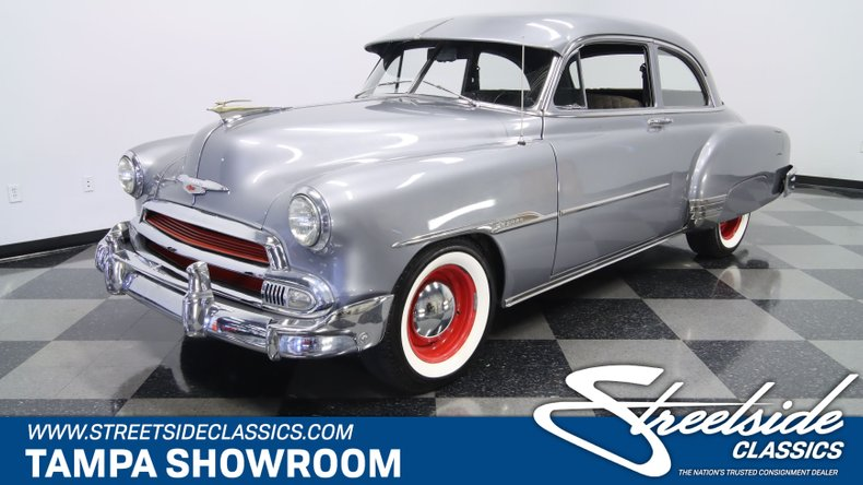 For Sale: 1951 Chevrolet Styleline Deluxe