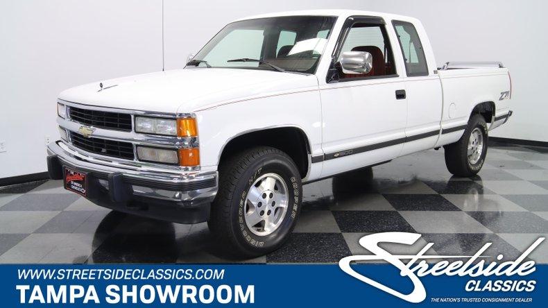For Sale: 1994 Chevrolet K1500