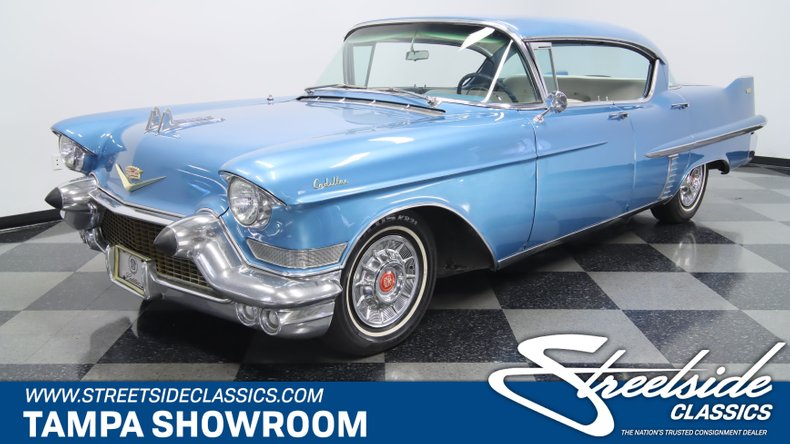 For Sale: 1957 Cadillac Series 62