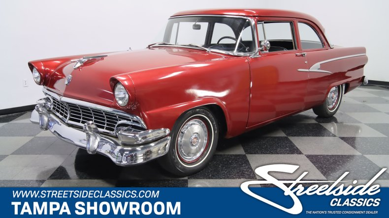 For Sale: 1956 Ford Tudor