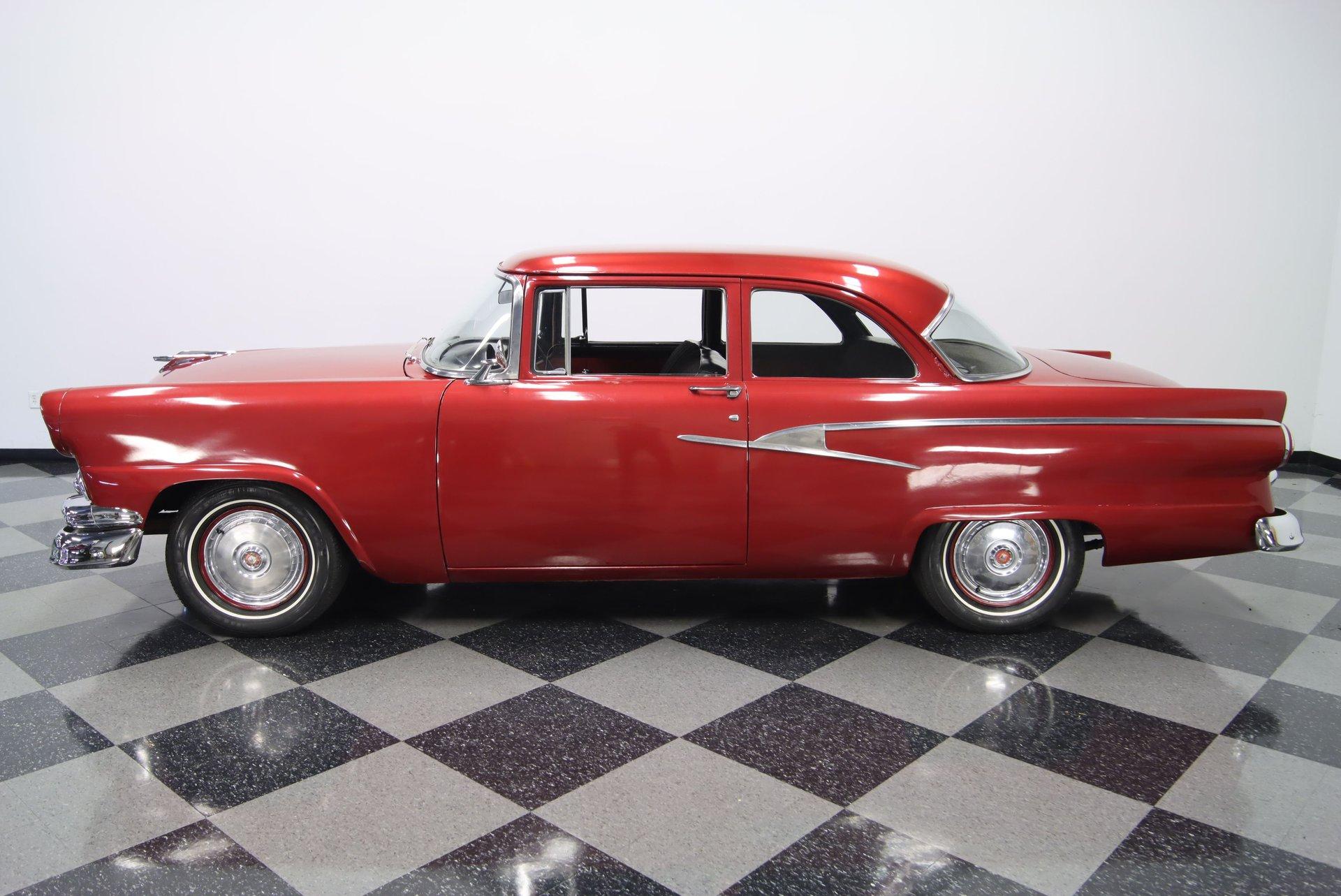 1956 ford tudor mainline