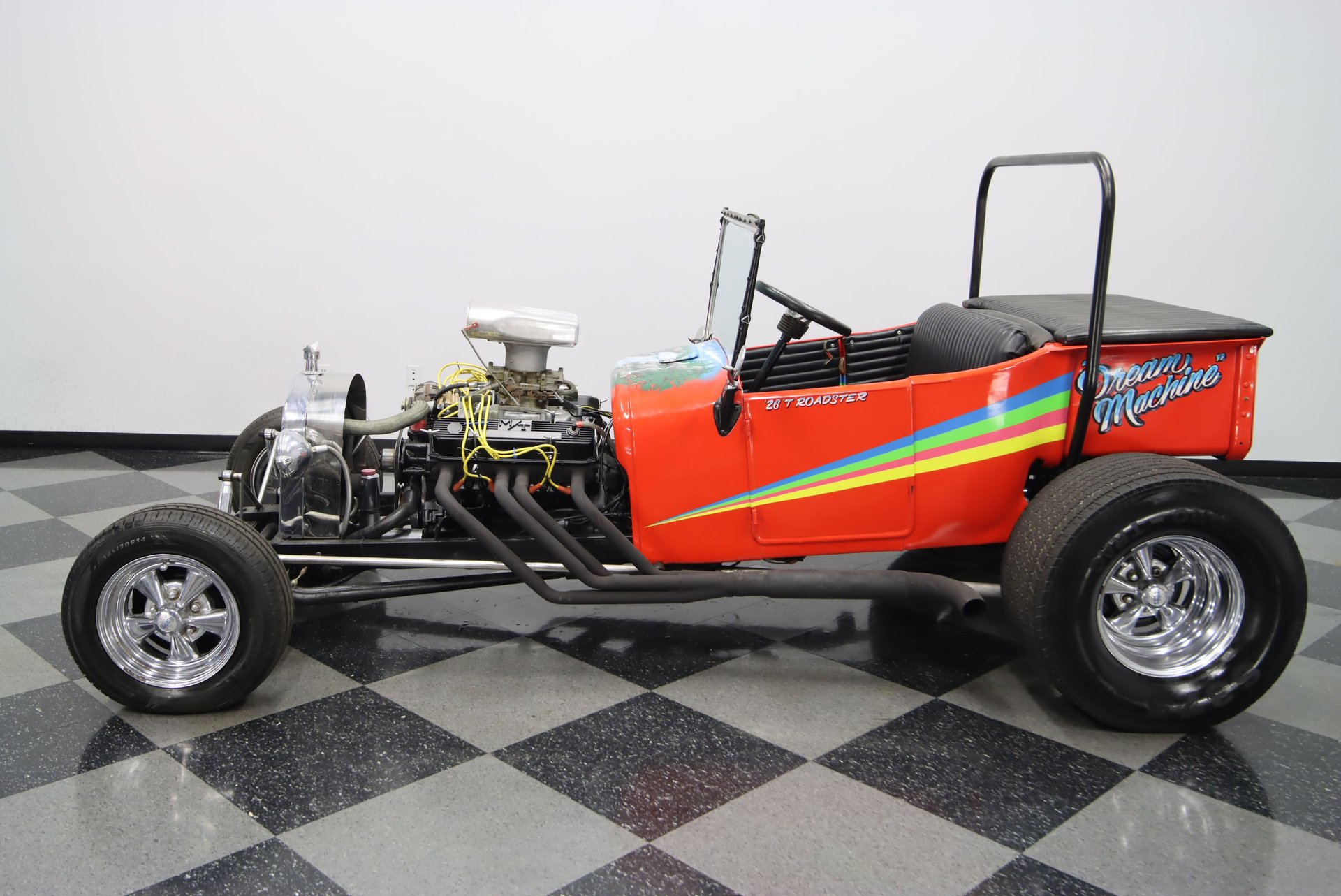 1926 ford t bucket