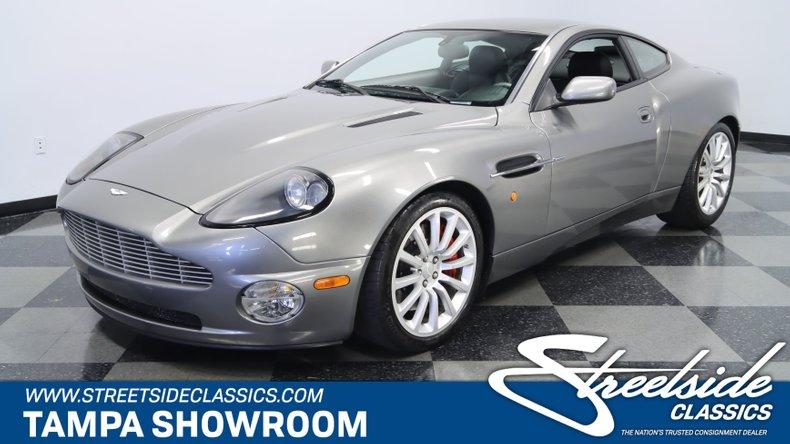 For Sale: 2003 Aston Martin Vanquish
