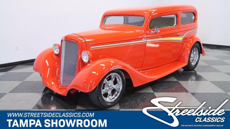 For Sale: 1934 Chevrolet Master