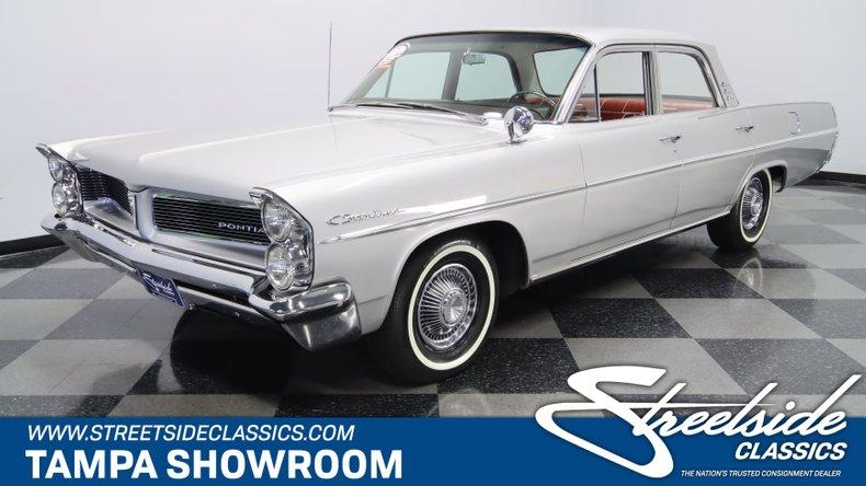 For Sale: 1963 Pontiac Catalina