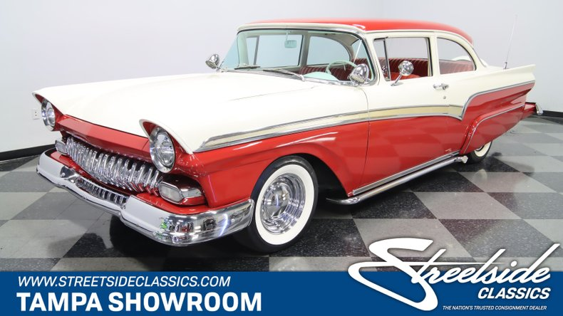For Sale: 1957 Ford Custom