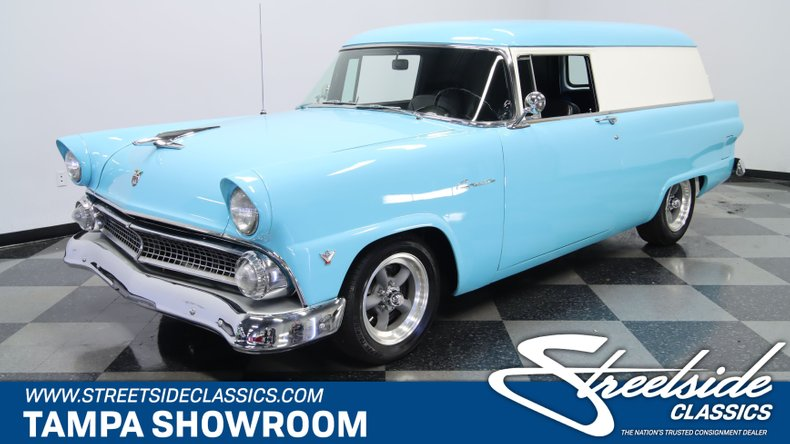 For Sale: 1955 Ford Courier