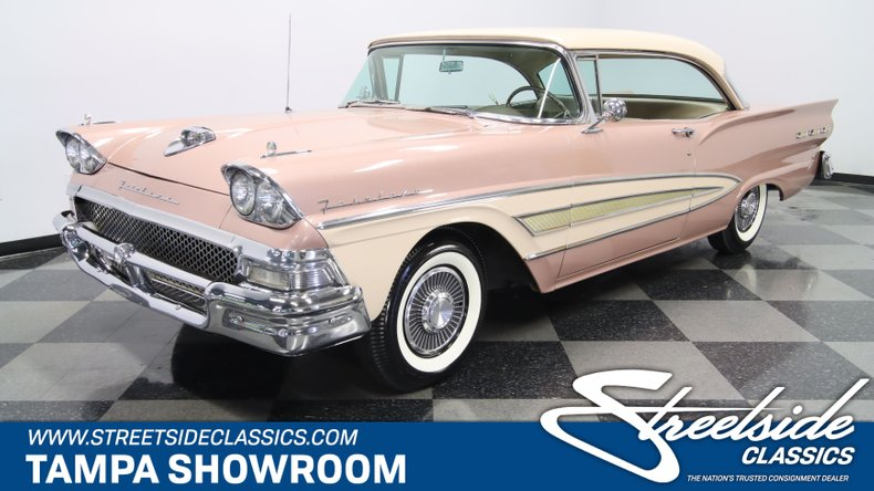 For Sale: 1958 Ford Fairlane