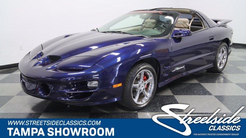 For Sale: 2000 Pontiac Firebird