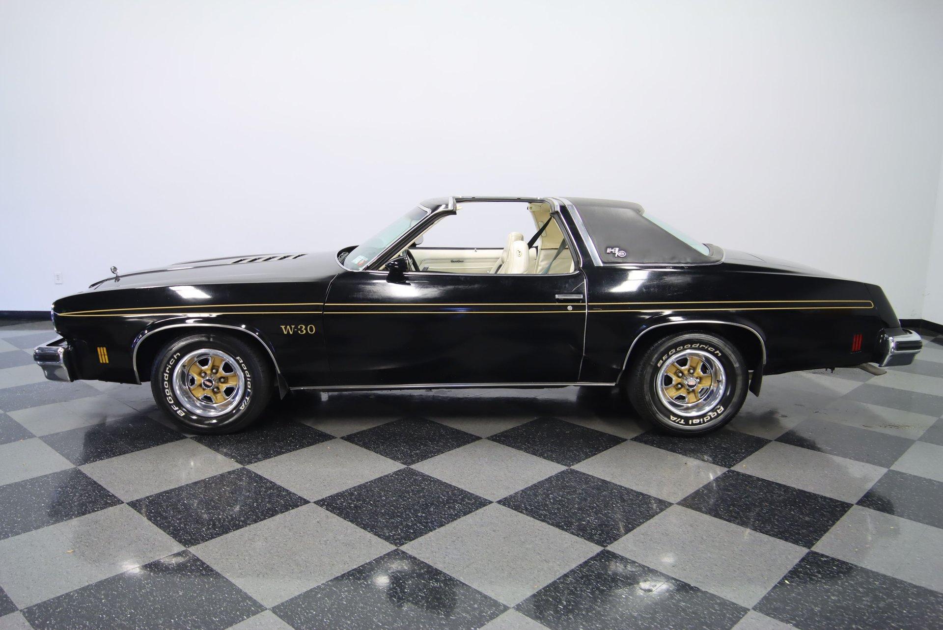 1975 oldsmobile cutlass hurst olds w 30