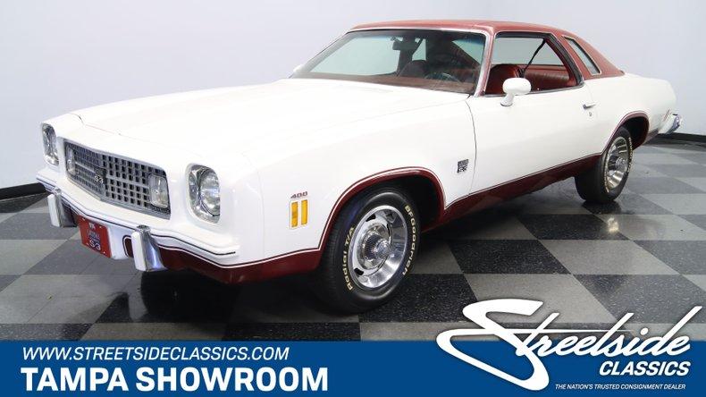 For Sale: 1974 Chevrolet Laguna