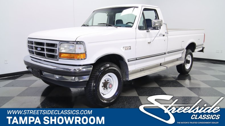 For Sale: 1994 Ford F-250