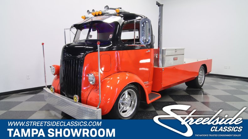 For Sale: 1942 Ford Cabover
