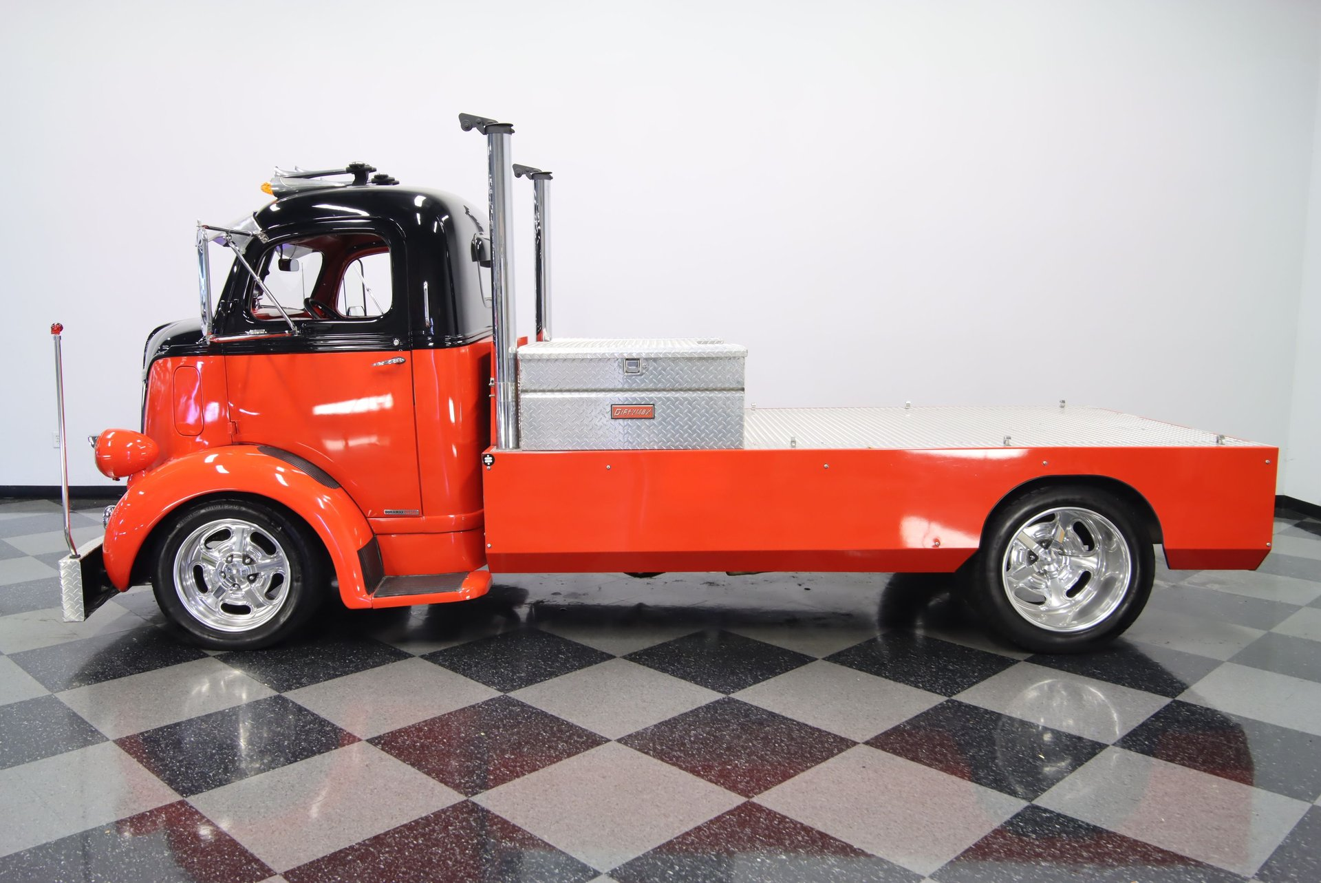 1942 ford cabover duramax diesel