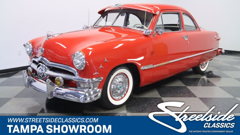 For Sale: 1950 Ford Club Coupe