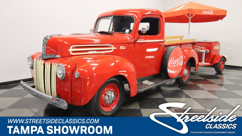 For Sale: 1946 Ford Pickup