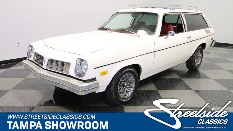 For Sale: 1978 Pontiac Sunbird