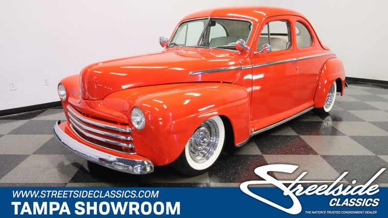 For Sale: 1948 Ford Super Deluxe