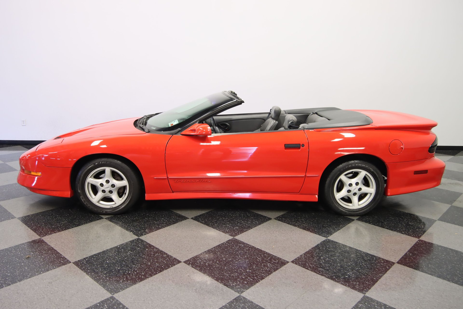 1997 pontiac firebird trans am convertible