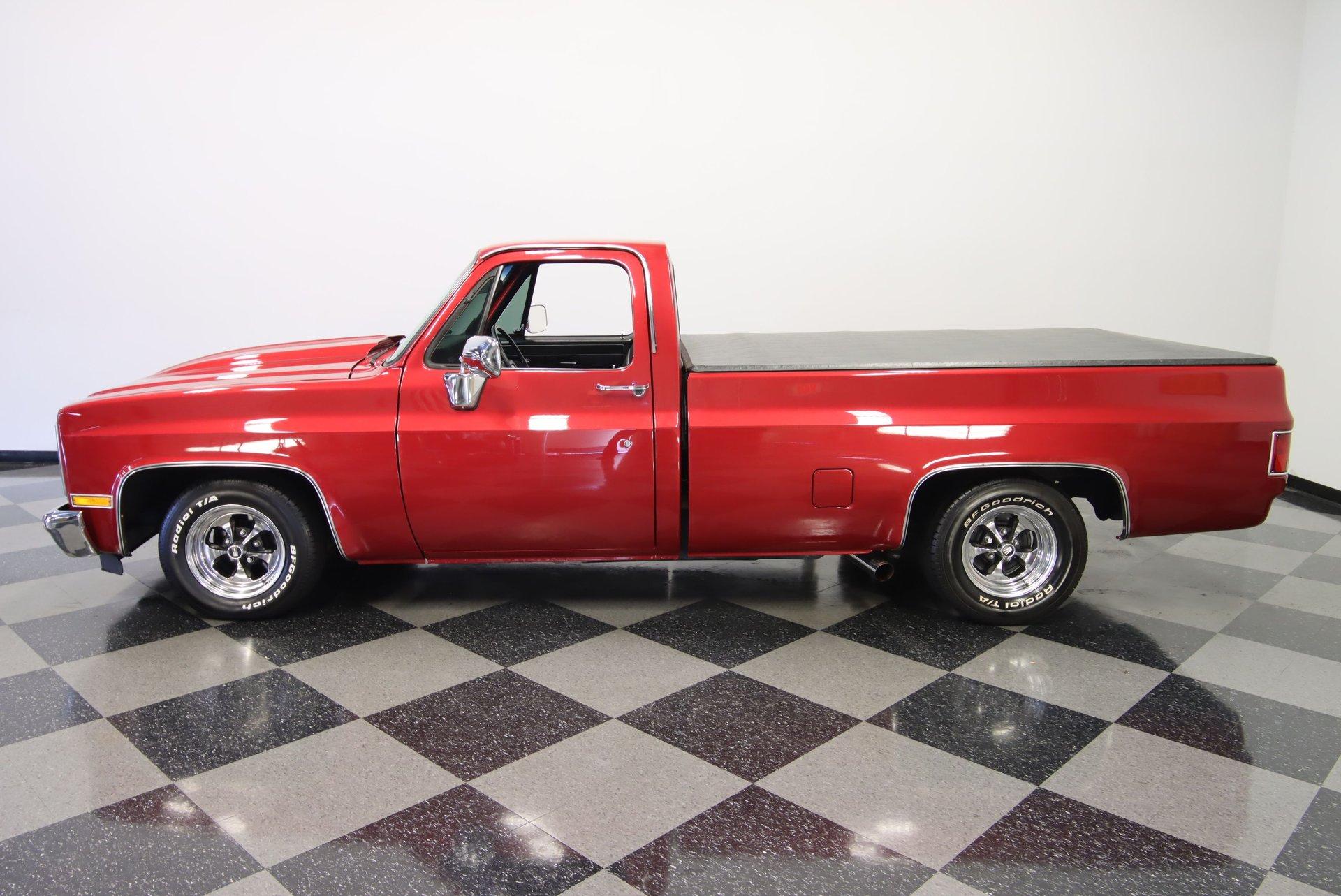 1984 gmc c1500 high sierra