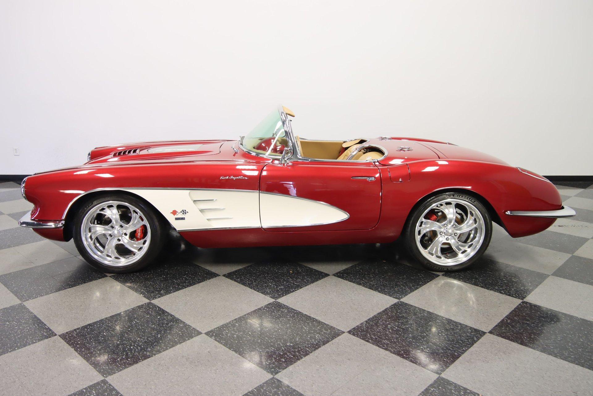 1959 chevrolet corvette pro touring
