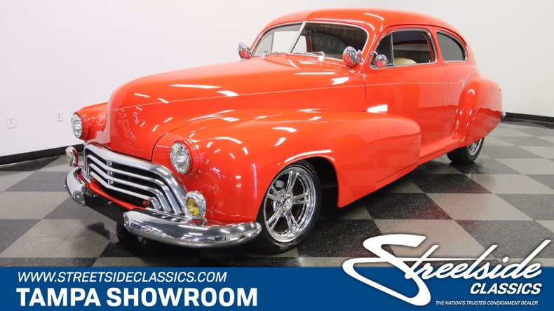 For Sale: 1947 Oldsmobile Special Series 66
