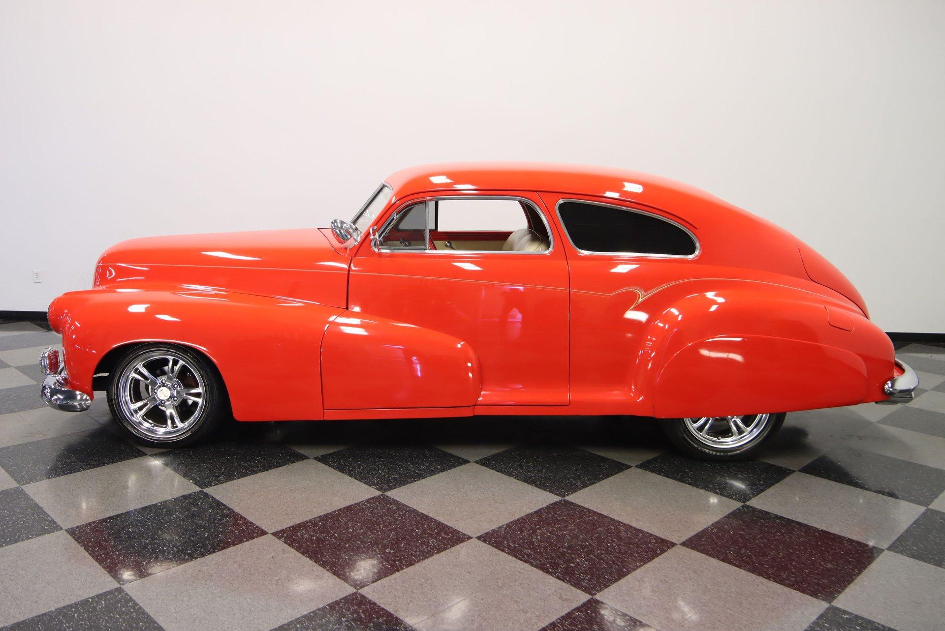 1947 oldsmobile special series 66 club sedan