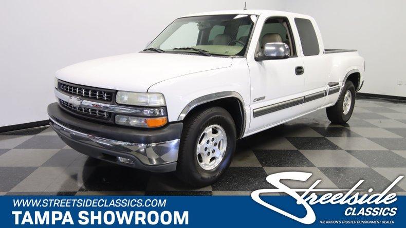 For Sale: 2002 Chevrolet Silverado