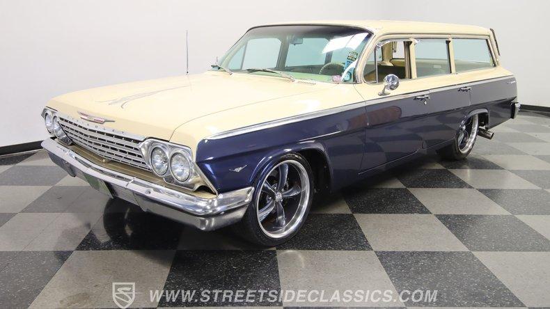 For Sale: 1962 Chevrolet Bel Air