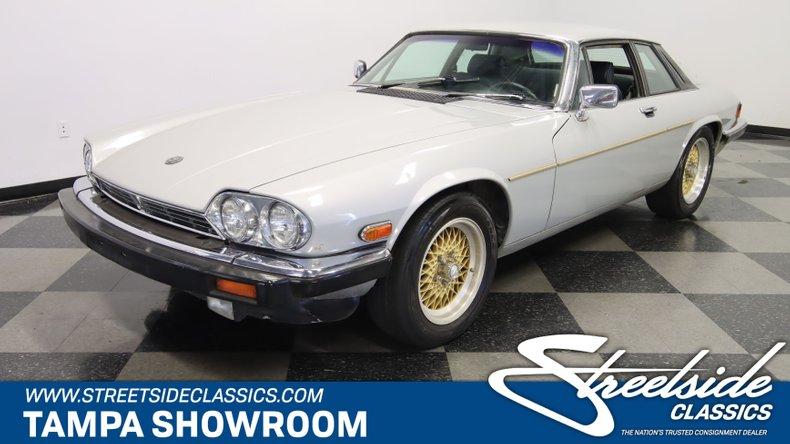 For Sale: 1983 Jaguar XJ-S
