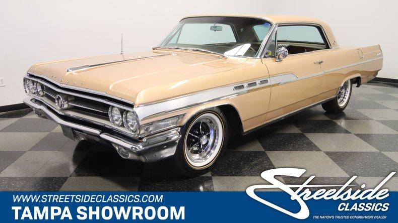 For Sale: 1963 Buick Wildcat