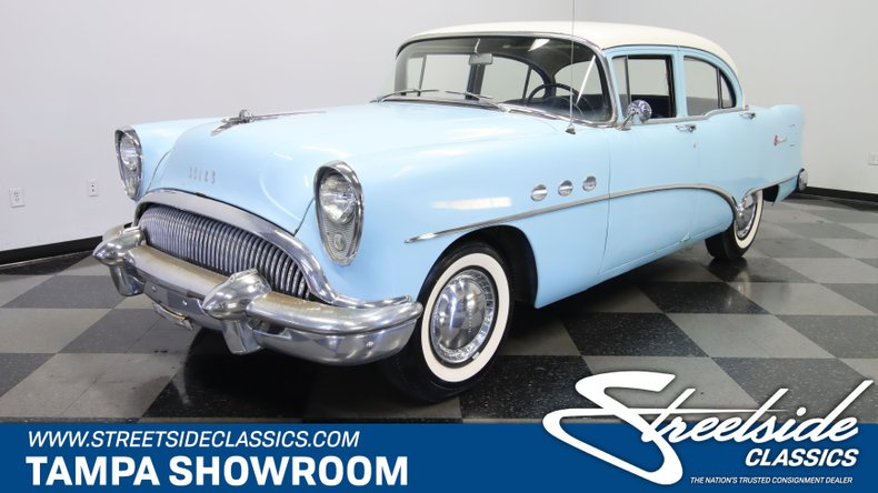 For Sale: 1954 Buick Special