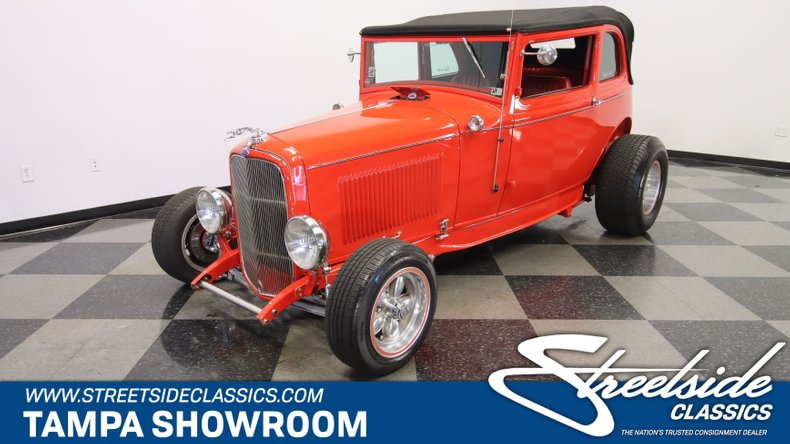 For Sale: 1931 Ford A400