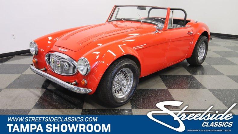 For Sale: 1962 Austin Healey Sebring 5000 replica