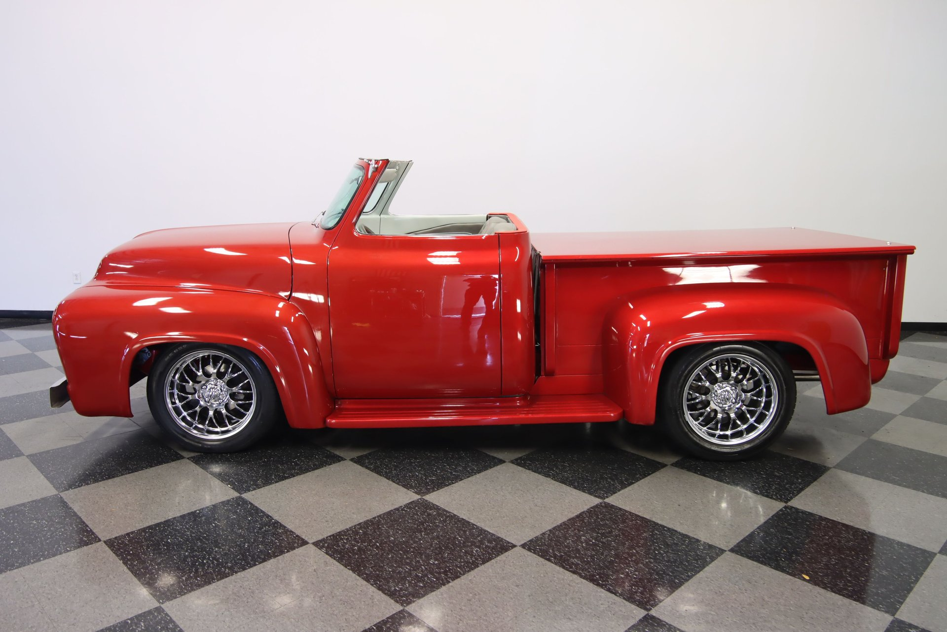 1953 ford f 100 restomod