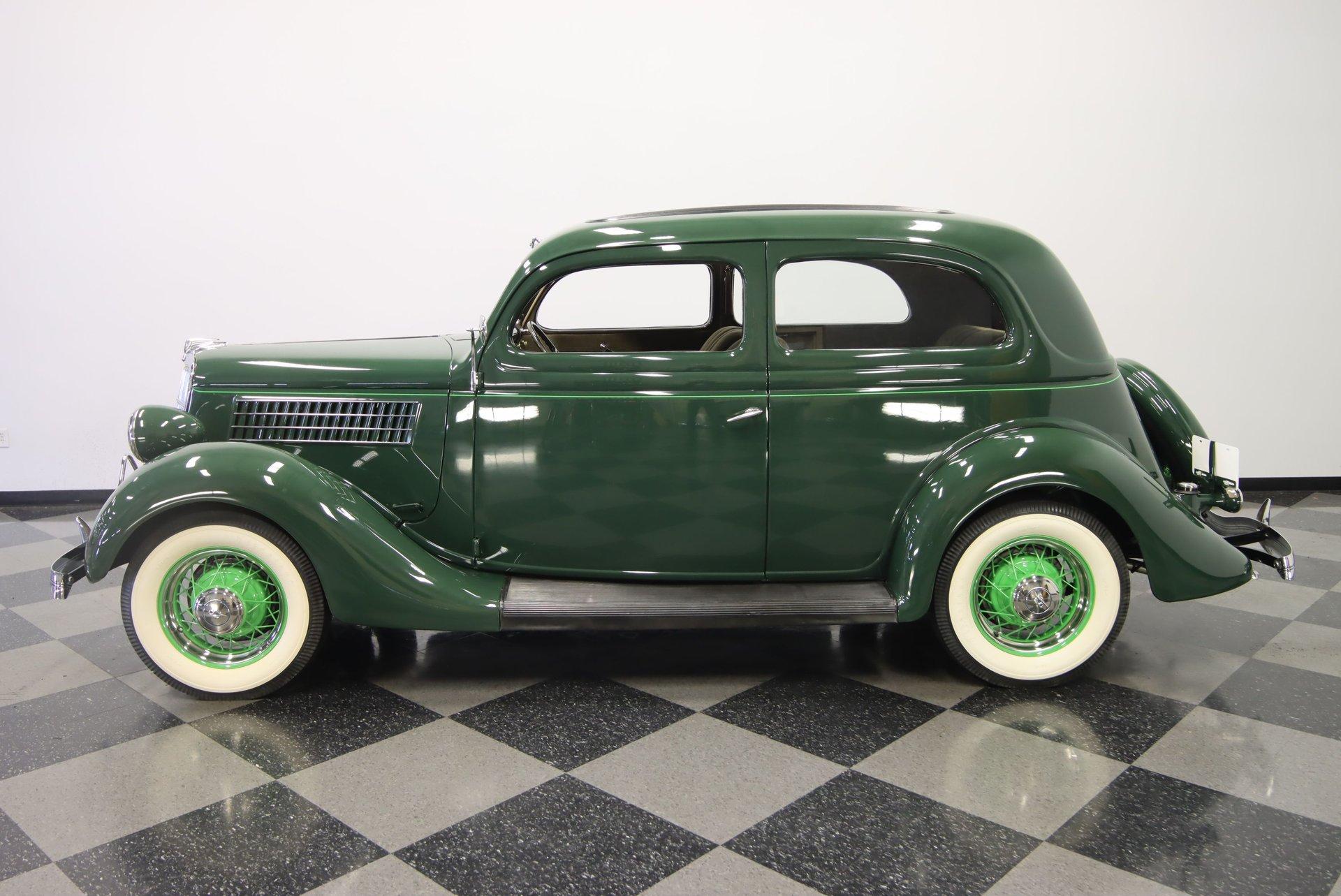 1935 ford model 48 tudor sedan